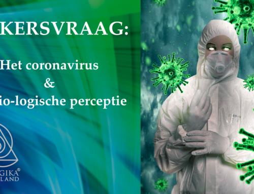 Het coronavirus en de bio-logische perceptie